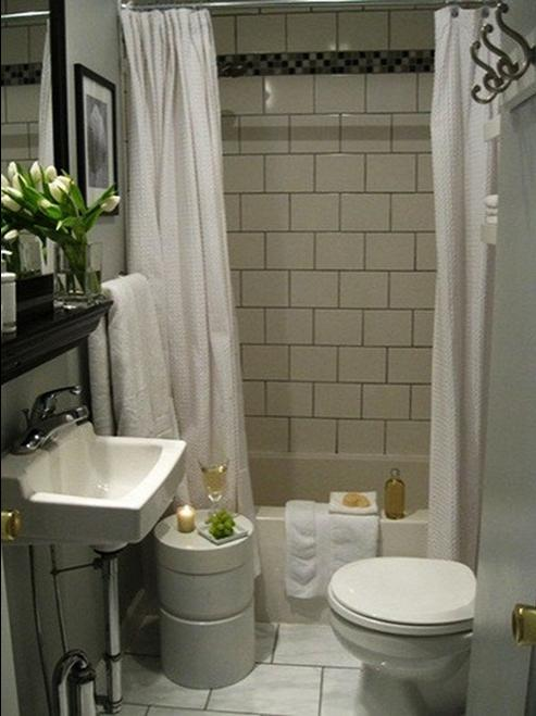 Photos Of Small Living Rooms Decorated: Photos Of Beautiful Small Bathrooms