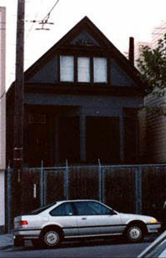 San Franciscou Black House: One Hell of a Place | The Snitch |...