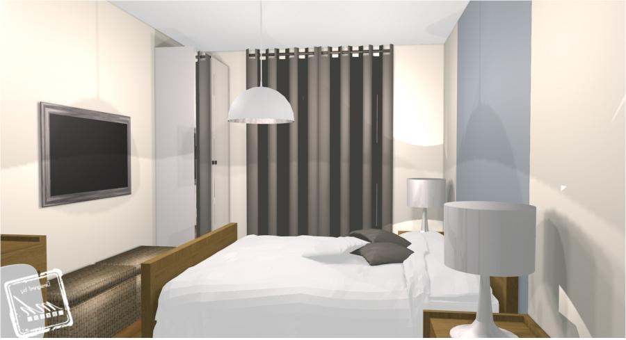 Photos decoration chambre coucher for Chambre a coucher bas prix