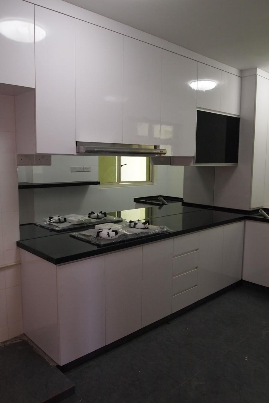 Kitchen cabinet design singapore photo gallery for Kitchen designs singapore