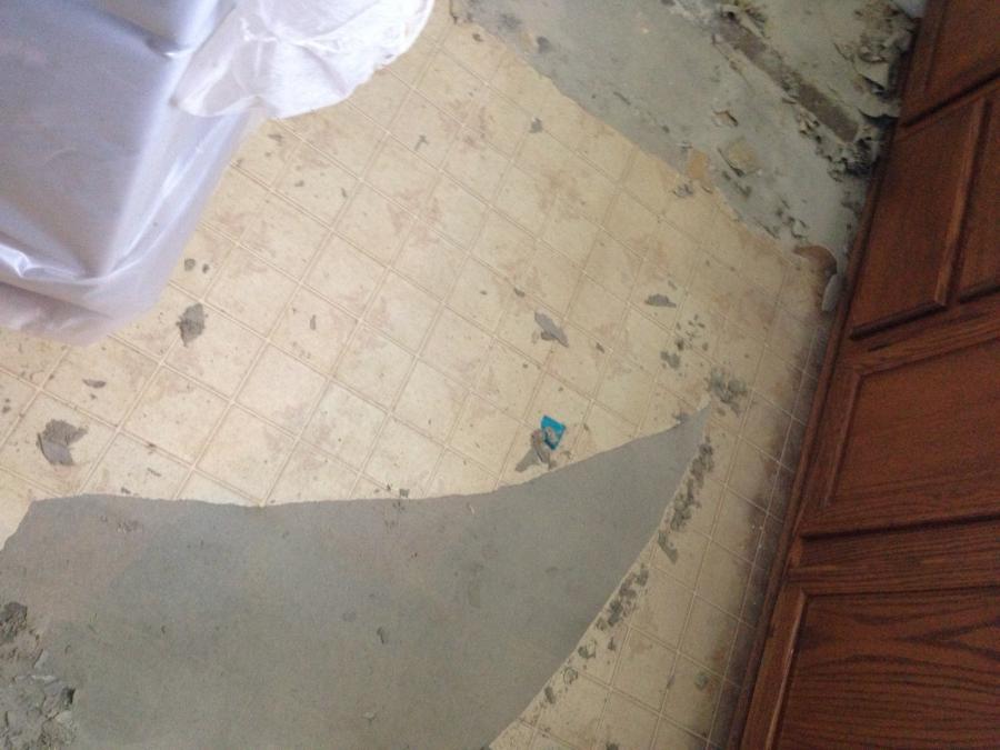 Asbestos Drywall Photos