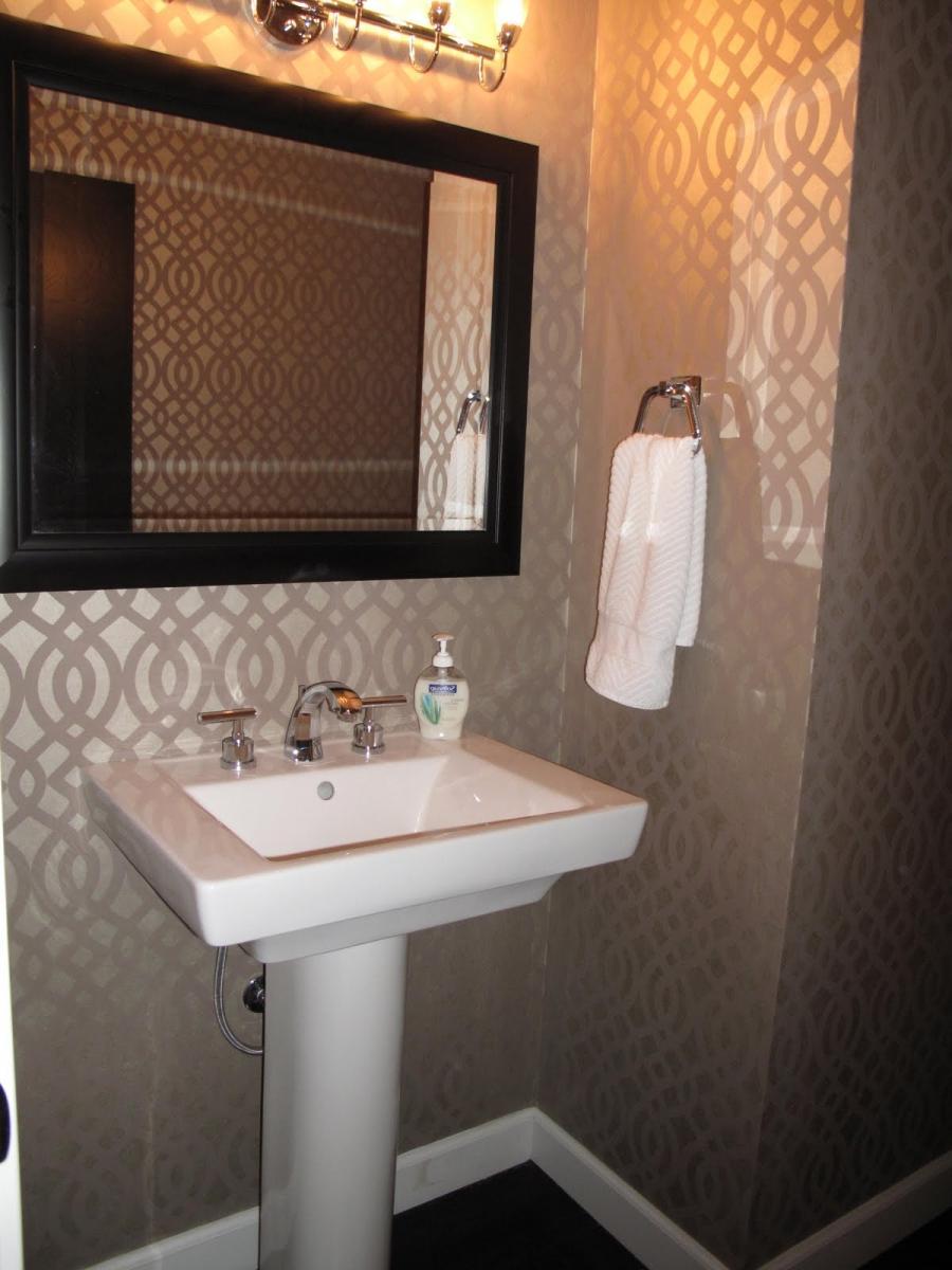 Half Bathroom Decorating Ideas Photos