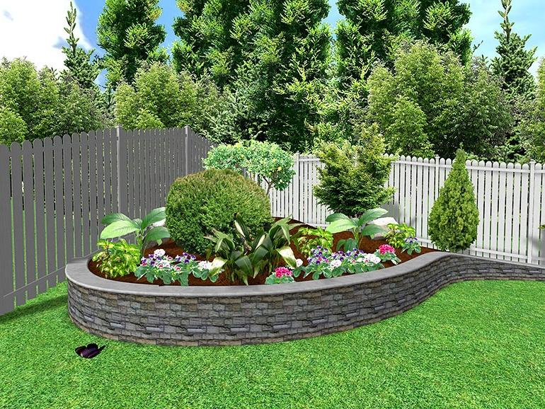 Better Home And Garden Landscape Design : Better homes and garden landscaping photos