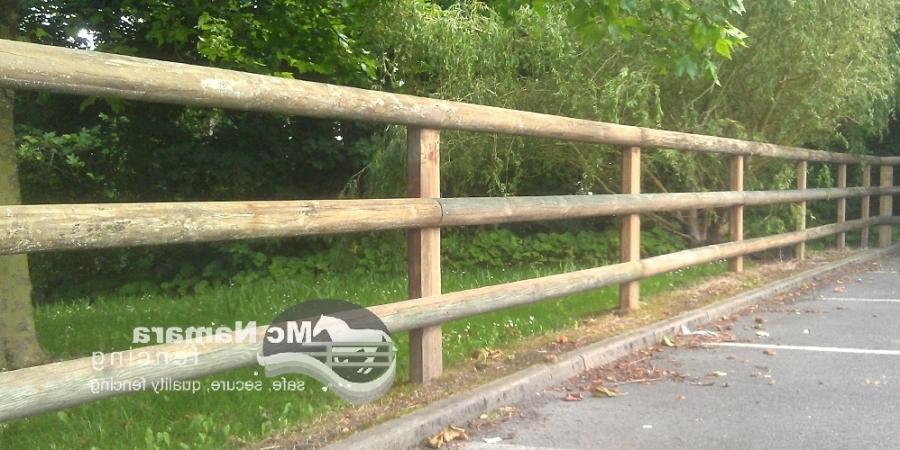 Post And Rail Fence Photos