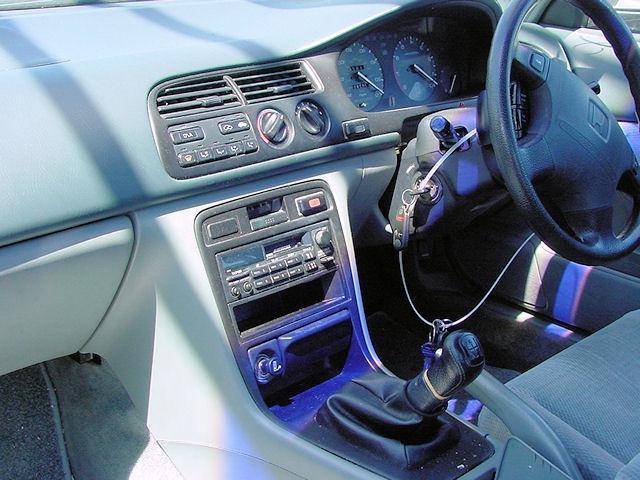 1997 Honda Accord Interior Photos
