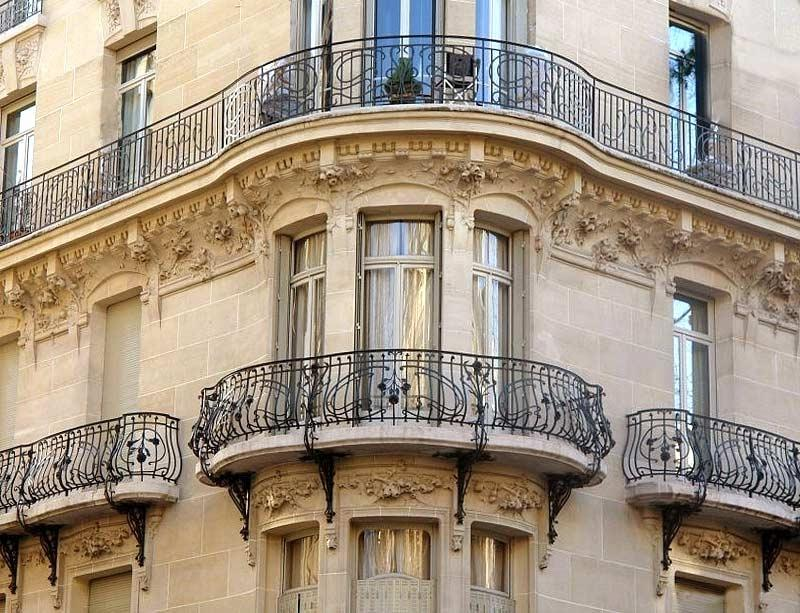 Next Balcony Design From Antiquity 19th Cen France - IB167