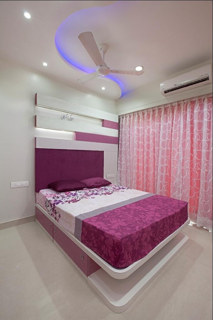 Interior design photos of bedrooms in mumbai for Children bedroom designs india