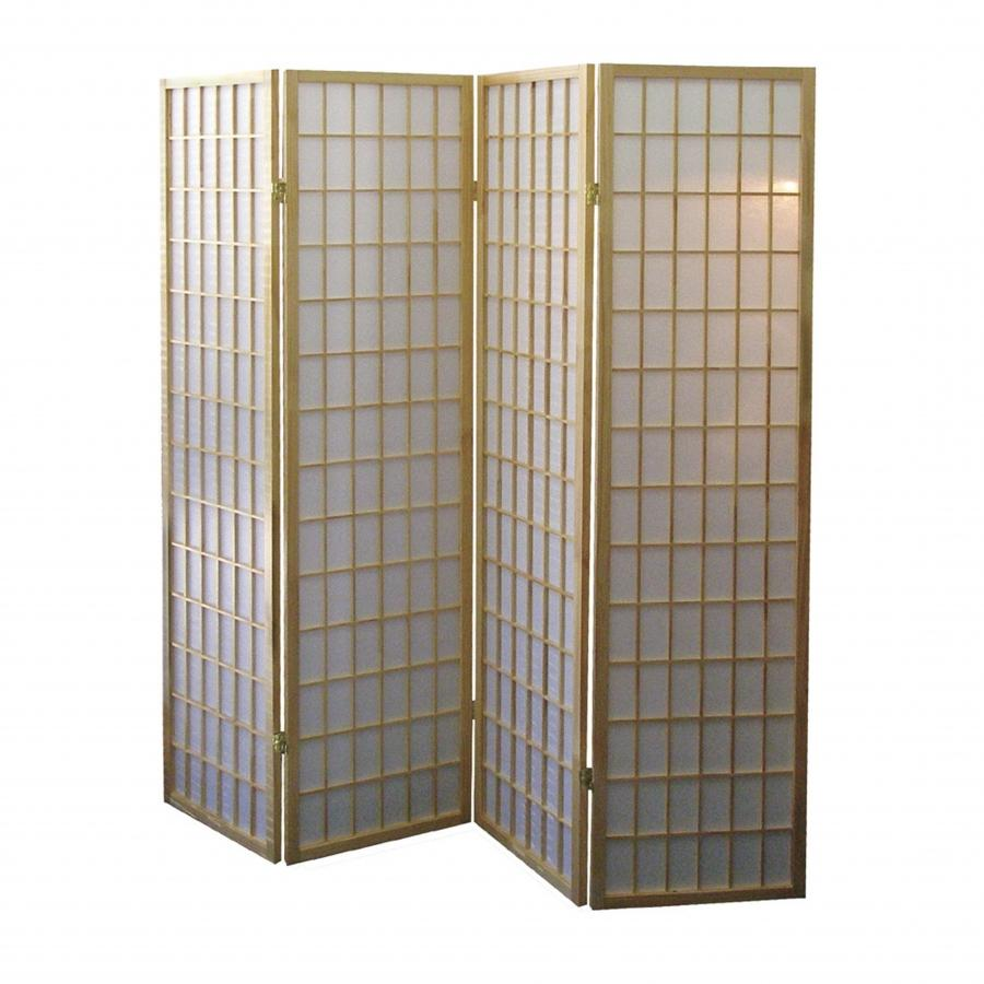 furniture ore basic 4 panel room divider outstanding portable