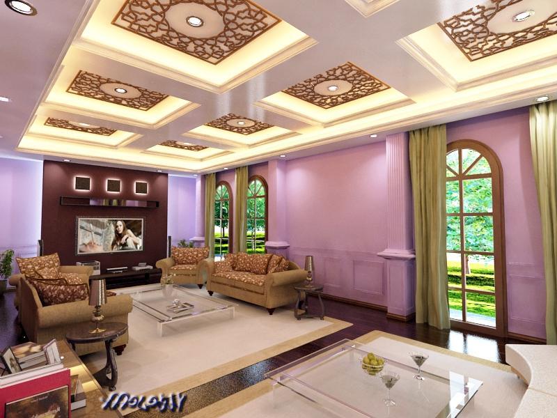 Arabic interior design photos for Arabic interior decoration