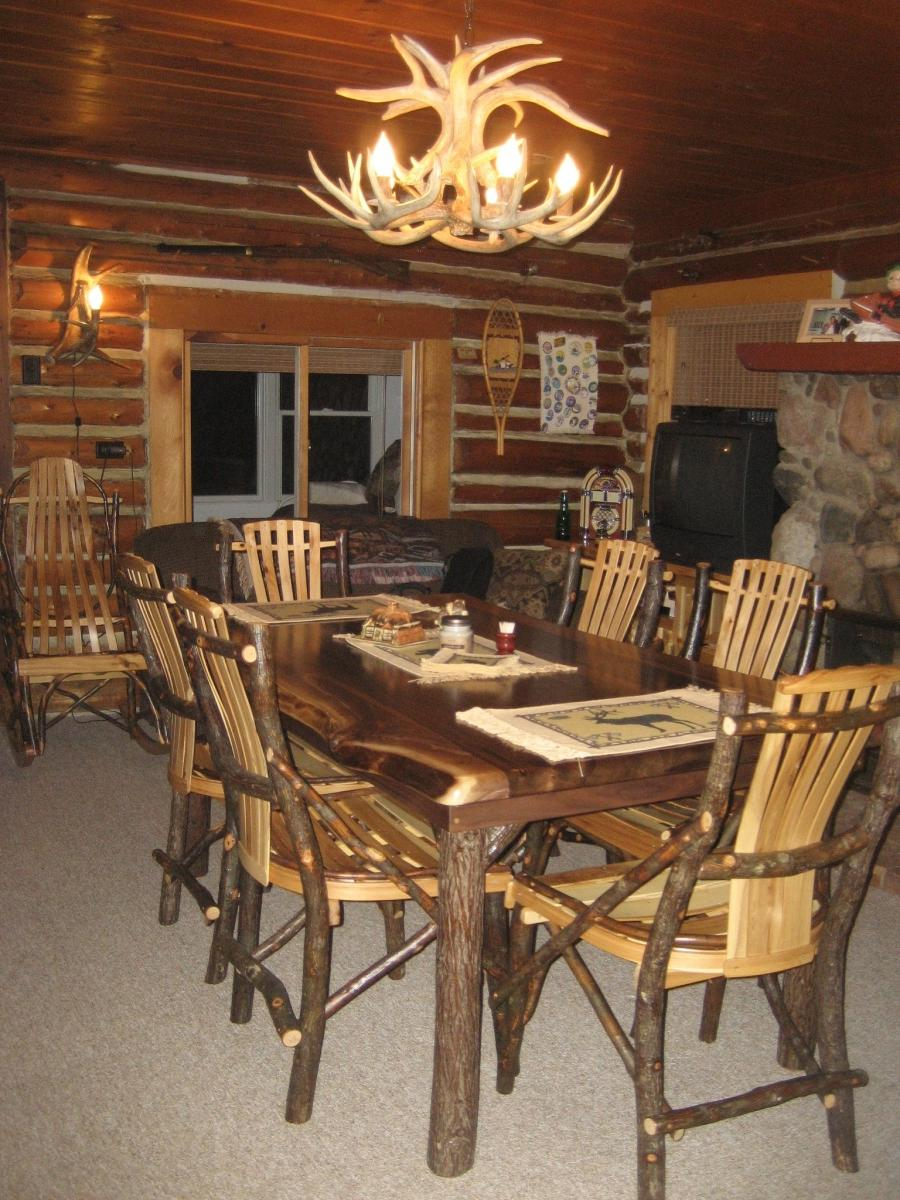 Lovable Rustic Dining Room Design With Barn Door Dining Table Killer