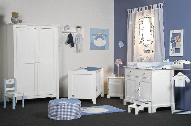 Photo decoration chambre bb for Deco kamer baby boy idee