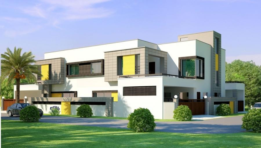 Front Elevation With Tiles : House front elevation tiles india joy studio design