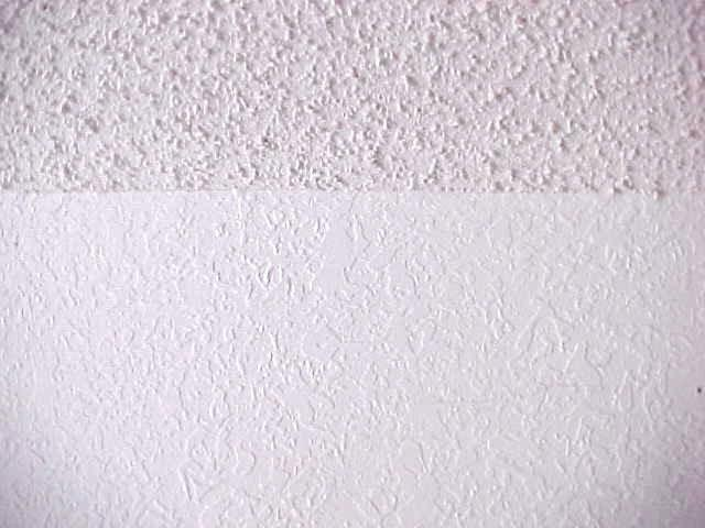 Ceiling Texture Finishes