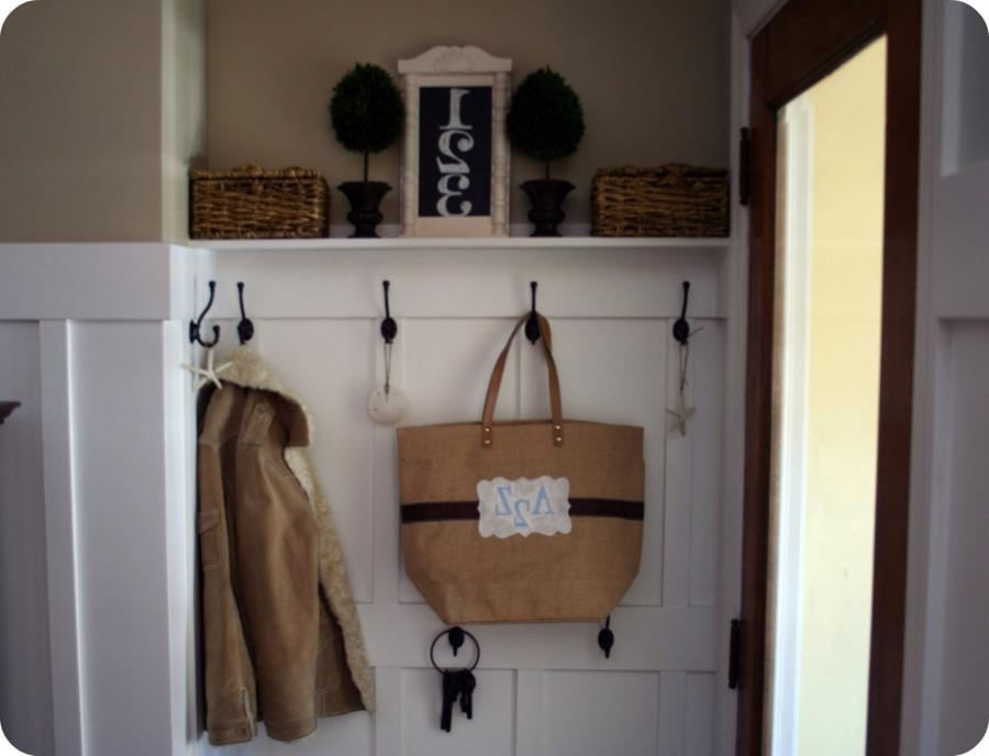 Interior Small Mudroom Entryway Hooks Small Mudroom Entryway...