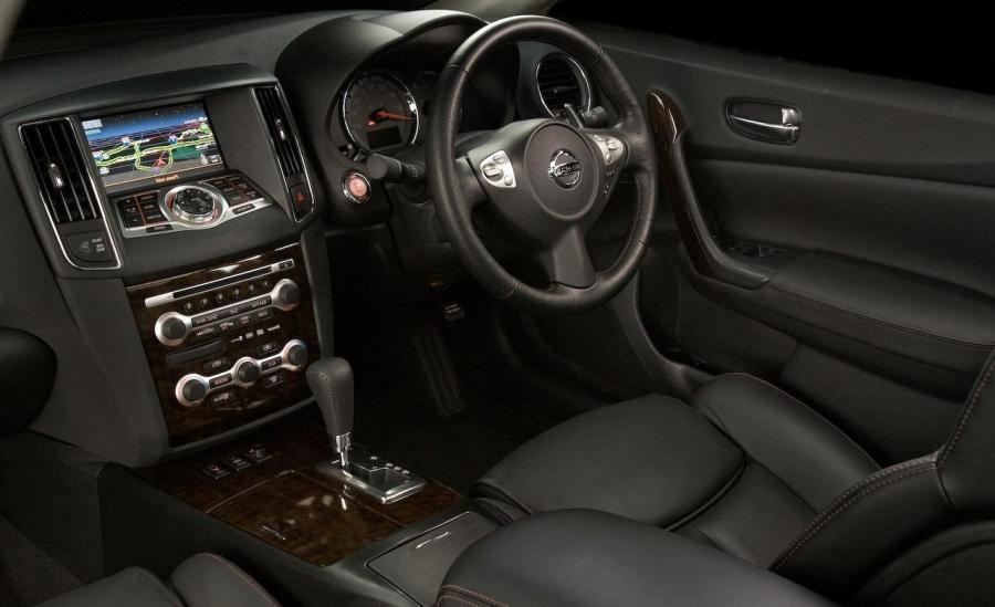 2013 Nissan Maxima Interior Photos