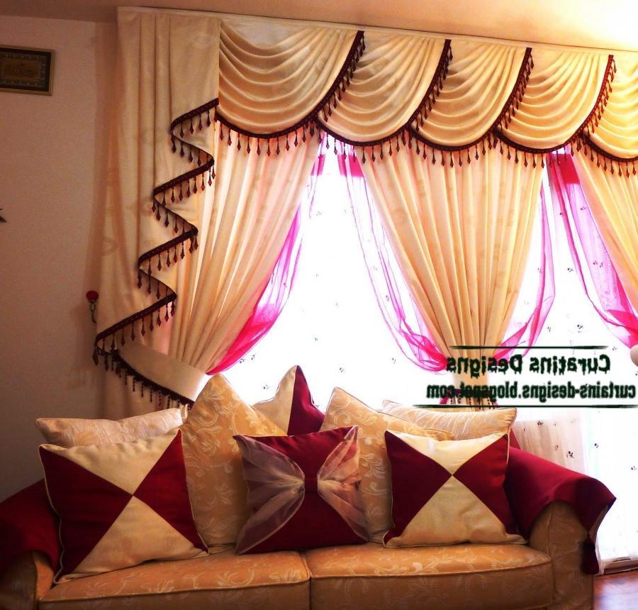 Curtain Designs Photos In India