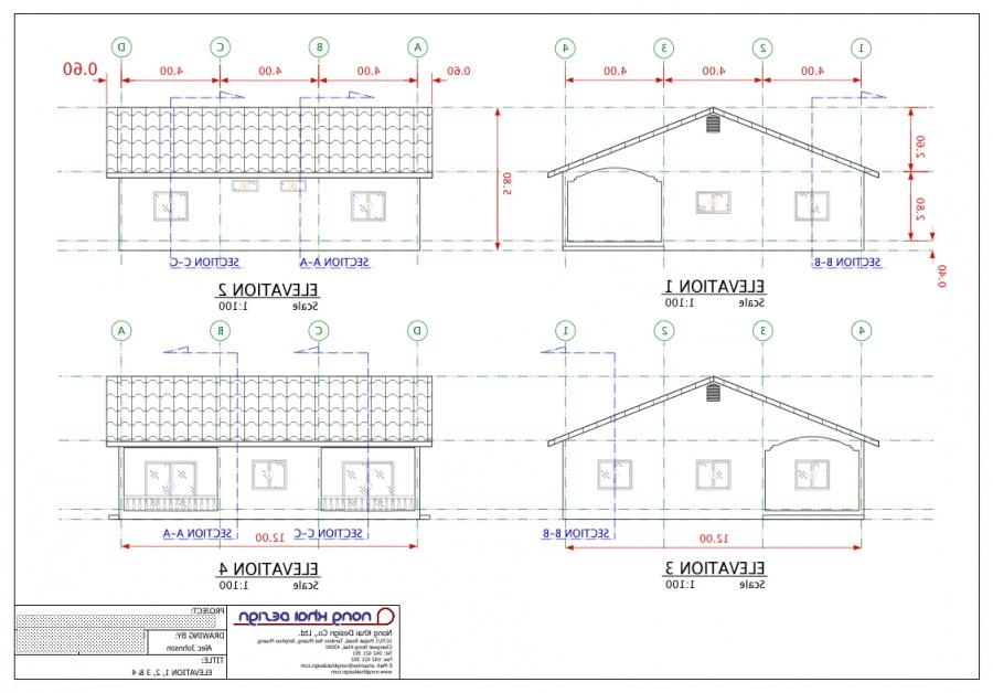 Low cost house plans with photos for Low cost building plans