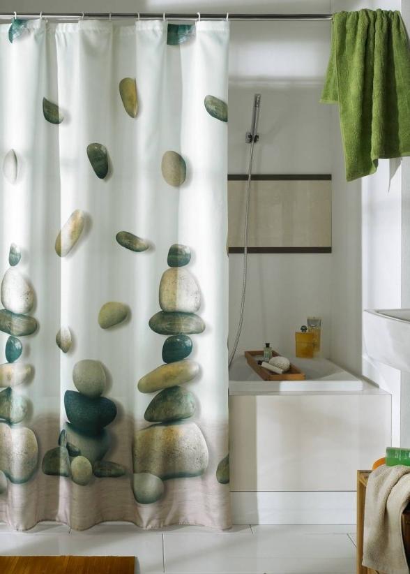 Bathroom Shower Curtain Photos