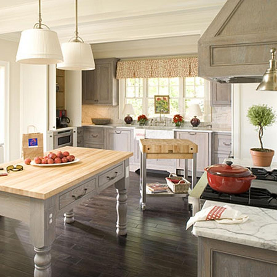 Modern Cottage Kitchen Photos