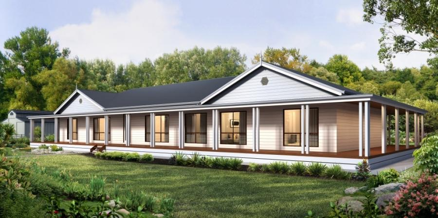 Country style house photos for Country style manufactured homes