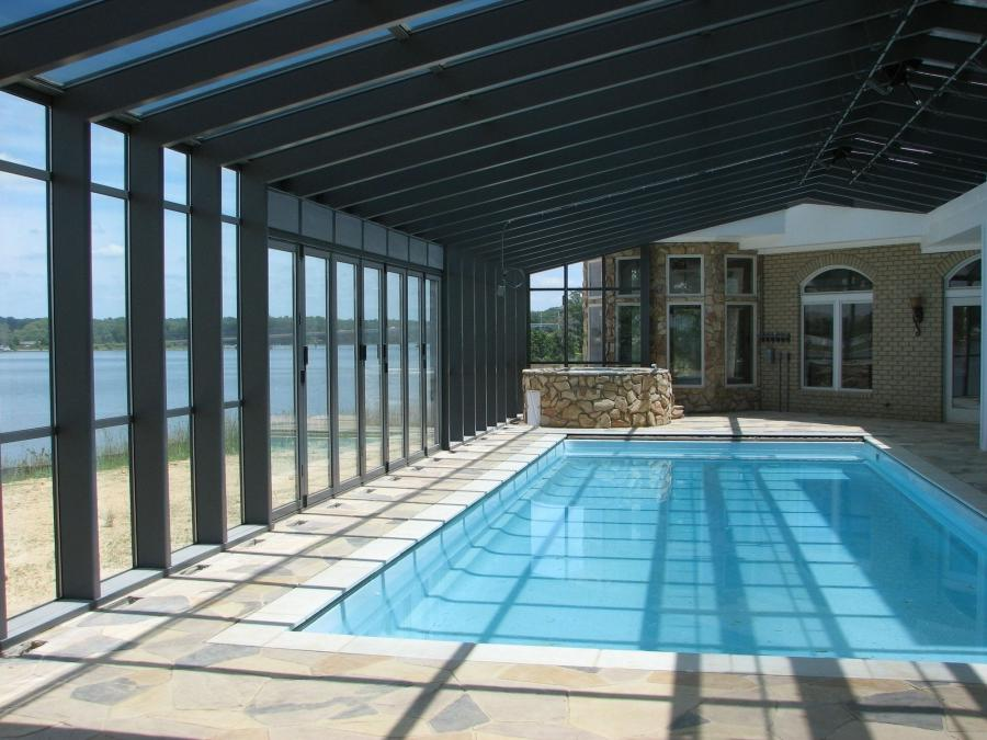 ... Veranda pour piscine Solar Innovations, Inc. ...