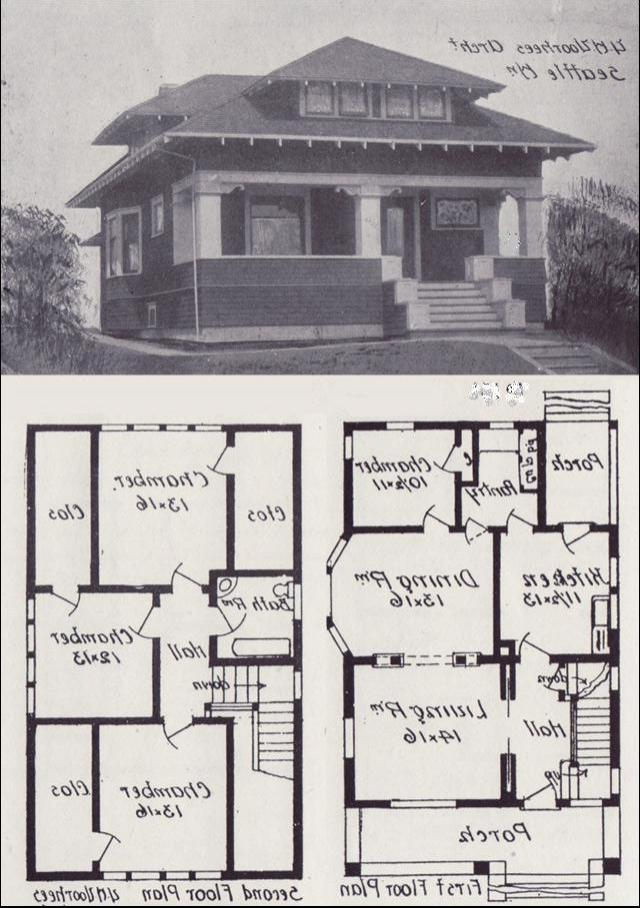 Old House Plans Photos