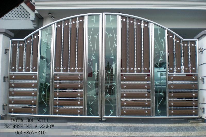 S S Gate Designs Photos