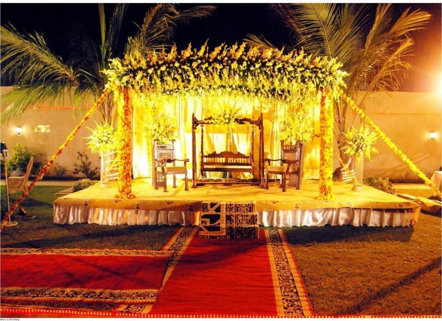Marriage Stage Decoration Photos Hyderabad