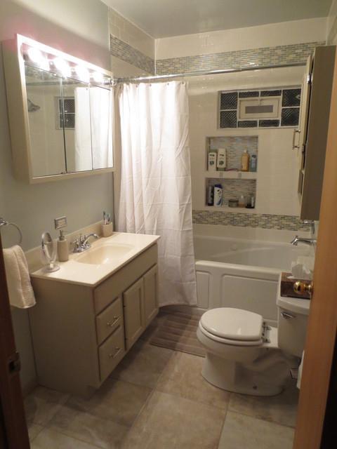 bathroom redo photos