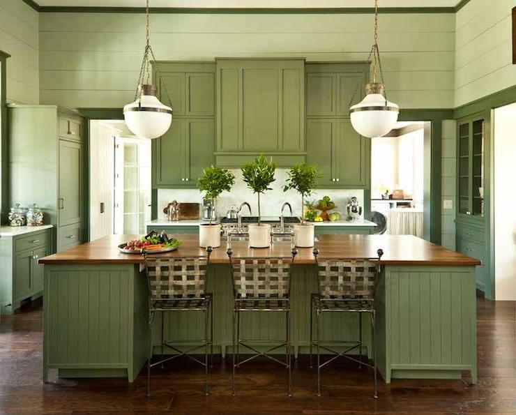 Southern Living Kitchens Photos
