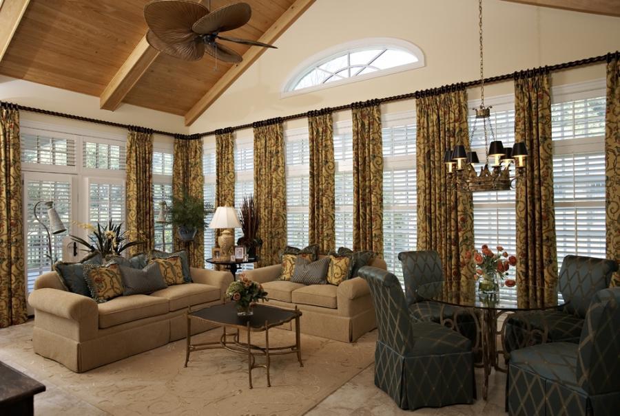 Sunroom Interior Design Photos
