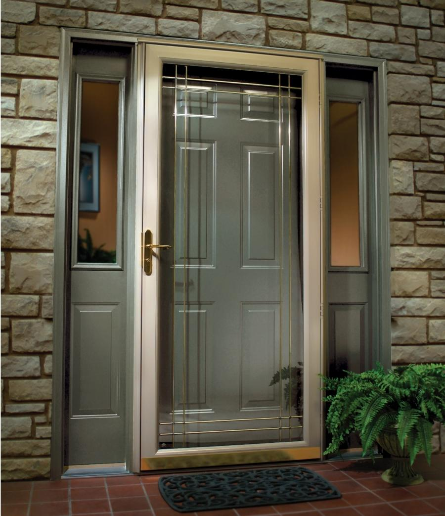 Photos of open front doors for Window design wood