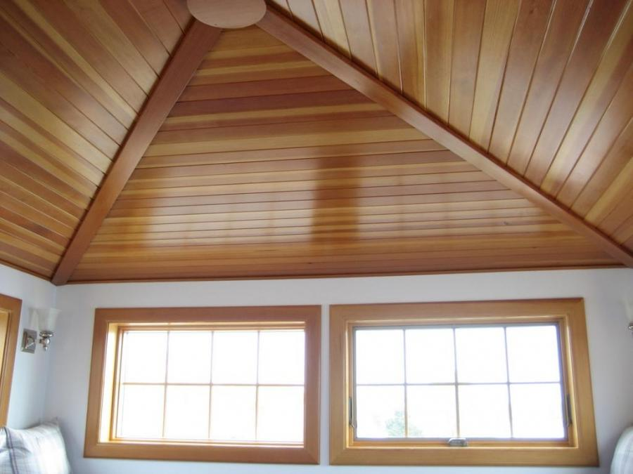 Trend Modern Wood Ceiling Design 2014