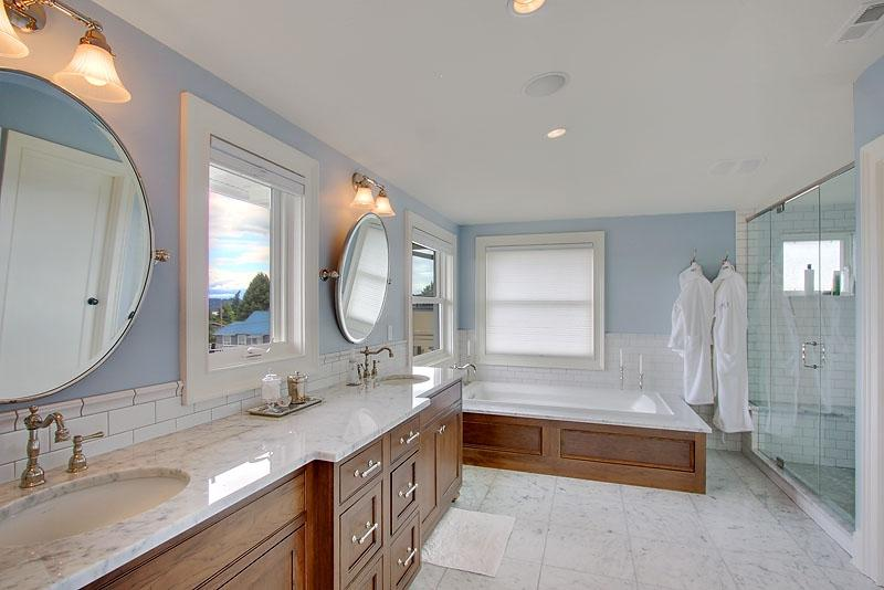 Bathroom remodels photos for Bathroom remodel seattle