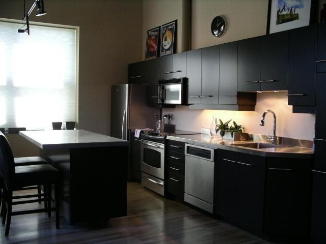 Stainless Steel Kitchen Countertops Photos