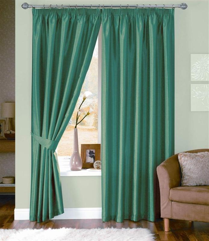 Shirred Curtains Photos