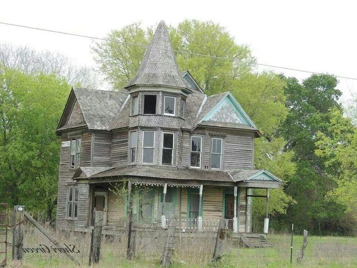 Abandoned old farm house abandon victorian, farmhous, abandon...
