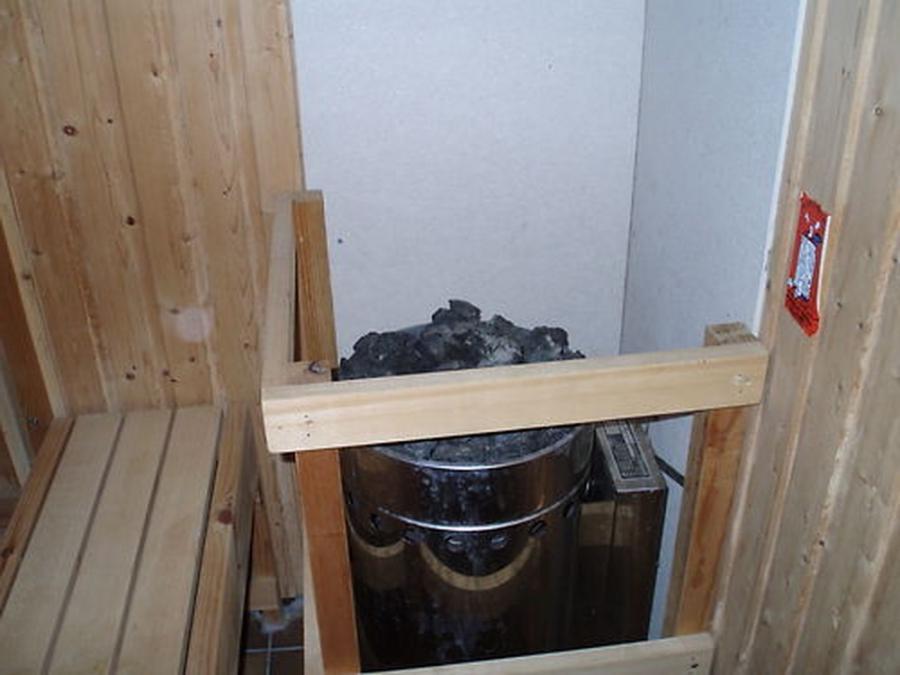 Sauna Room Erections Photos
