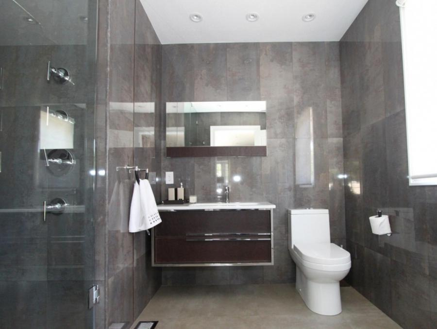 Commercial restroom photography for Office bathroom design