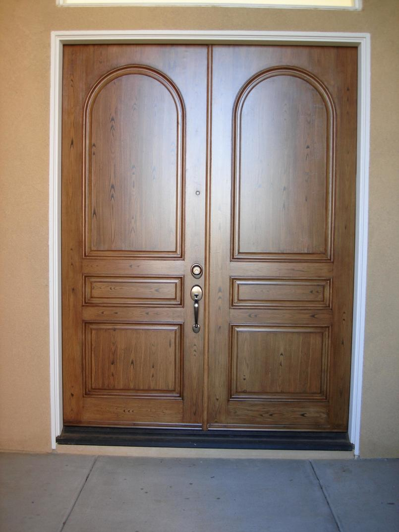 Front Door Design Photos For A Simple House