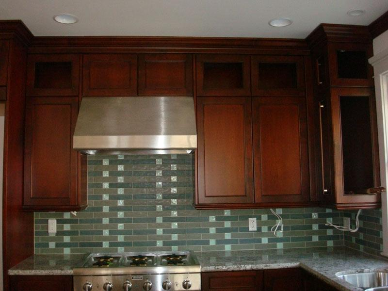 how to install kitchen backsplash glass tile kitchen source
