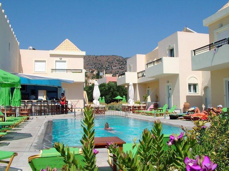 Crete. Olive Grove Apartments