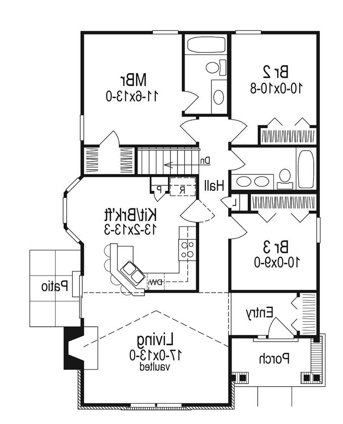 Small luxury house floor plans wood floors for Small luxury floor plans