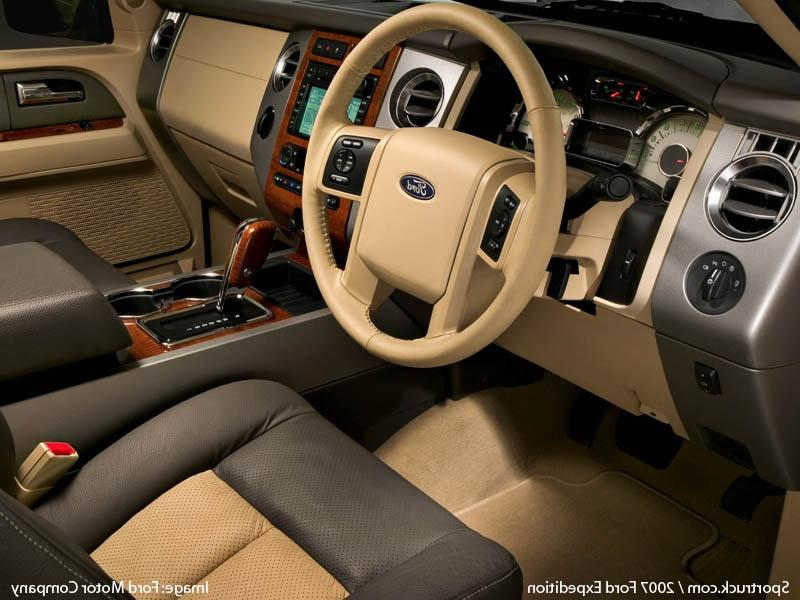 2005 Ford Expedition Interior Photos