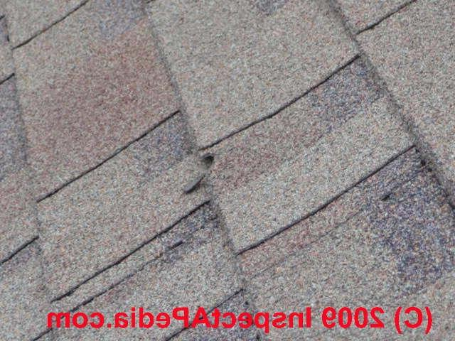 Asbestos Roof Shingles Photos
