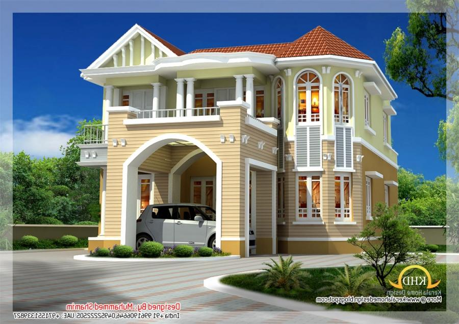 Beautiful houses photos in india for Beautiful house images india