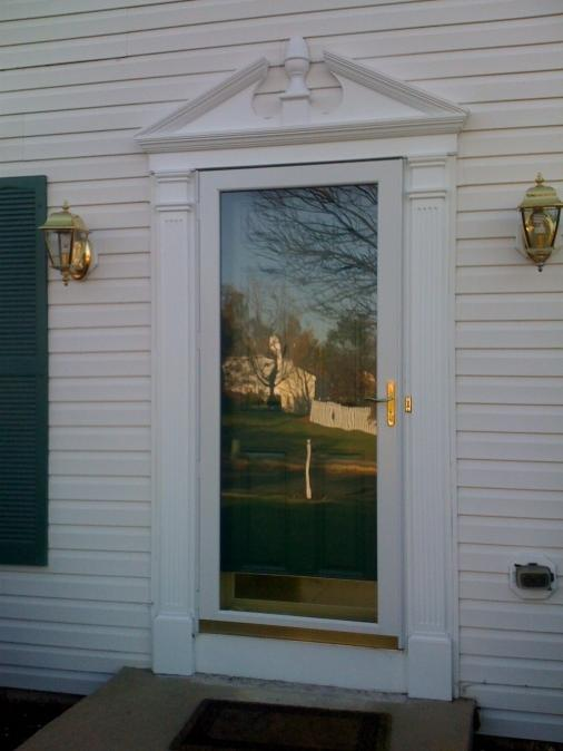 Front Door Trim Photos