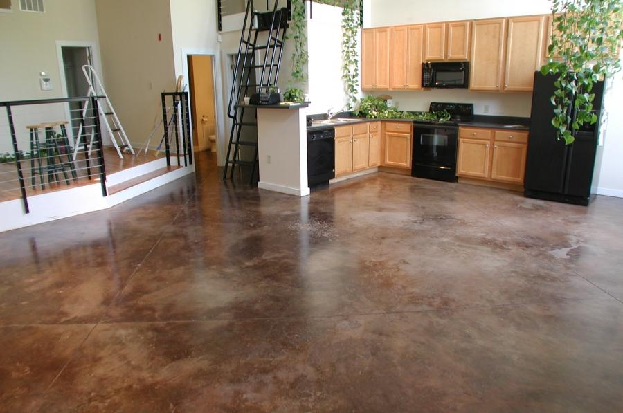 Indoor concrete flooring photos for Indoor cement flooring
