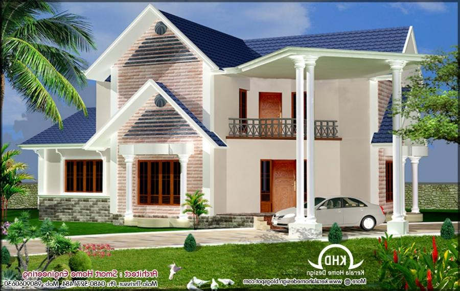 House Elevation Design - 223 Square Meter (2400 Sq. Ft) - August...