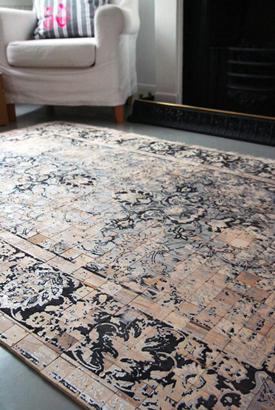 Wood Carpet Photos